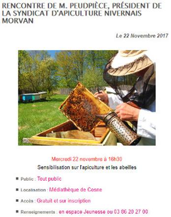 apiculteur nevers